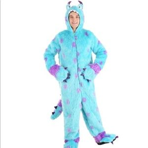 Sully Monsters Inc. Costume